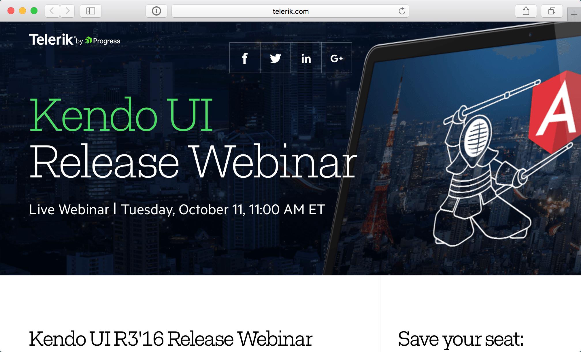 Kendo-UI-Webinar