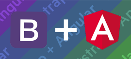 Create Angular App Themes with Bootstrap 4, Sass & Kendo UI_270x123