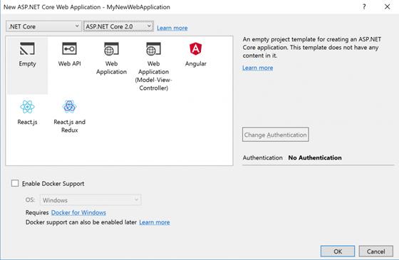 .NET App Template 2