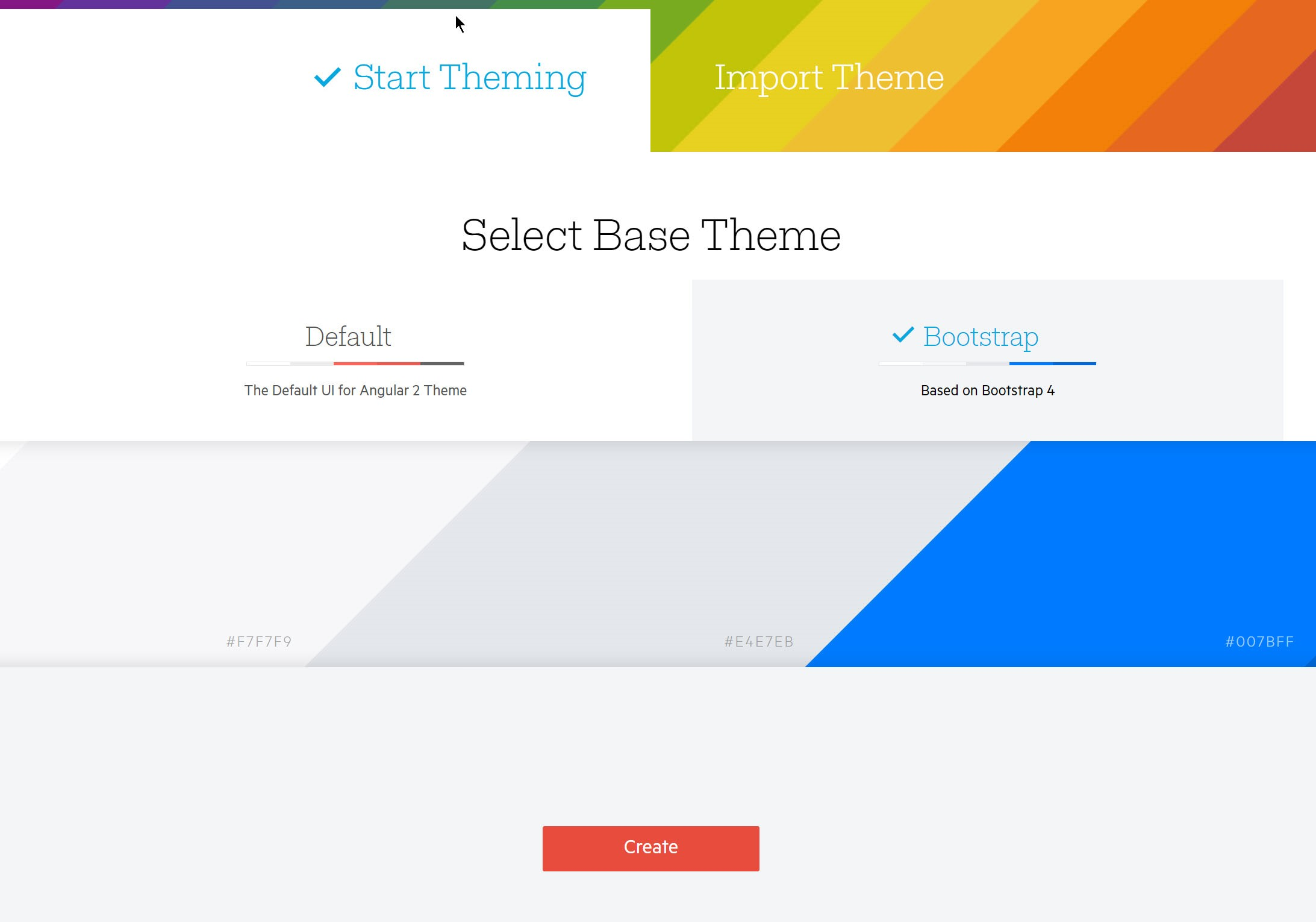 Progress Saas ThemeBuilder