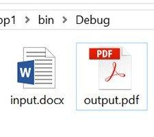 Convert Doc PDF