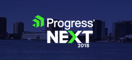 ProgressNEXT—A Conference for the Telerik and Kendo UI Developer_270x123