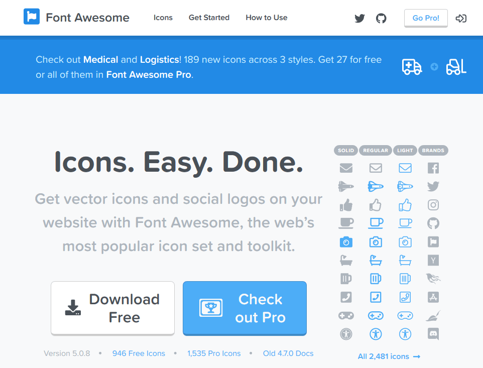 Power Up Xamarin Forms with FontAwesome 5