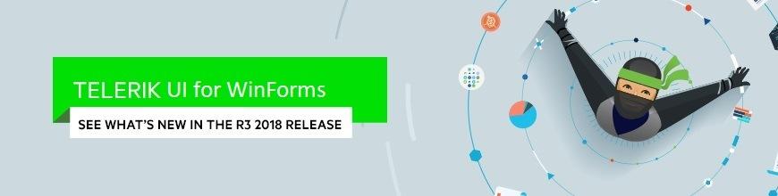 Modern Release for Telerik UI for WinForms R3 2018 _870x220-