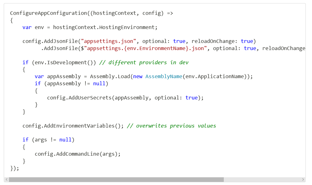 Configuration Loading 10