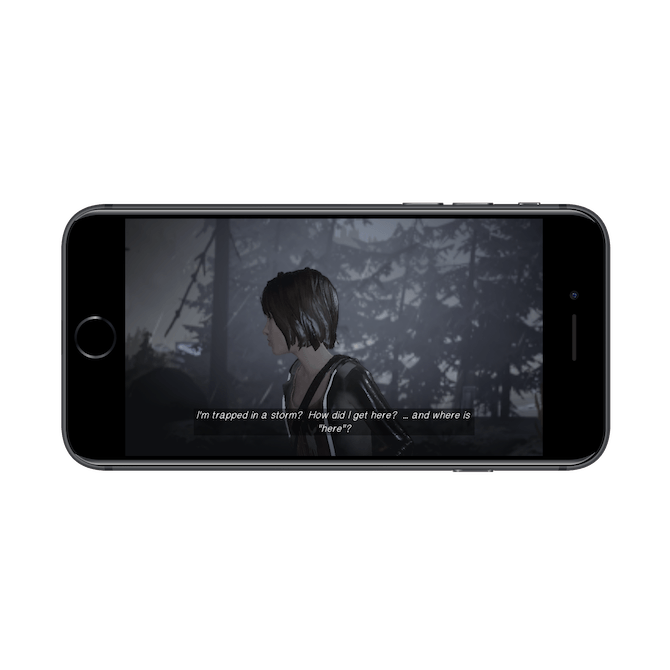 Life Is Strange mobile app game
