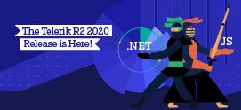 Telerik Kendo Release R2 2020_270x123