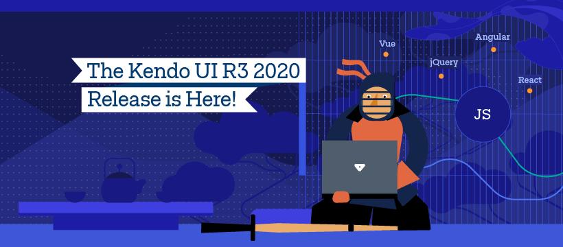 Kendo UI Release R3 2020