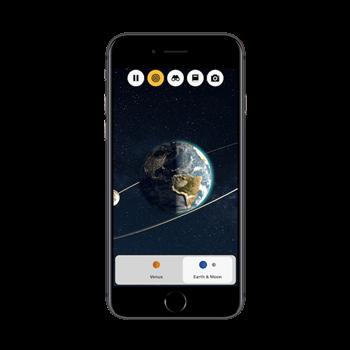 SolAR-Regular-Planet-View