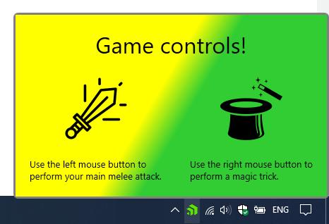 NotifyIcon Custom Tooltip - Telerik UI for WPF