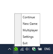 NotifyIcon Input Menu - Telerik UI for WPF