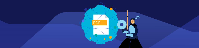 KendoReact and PDF Generation Banner