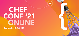 ChefConf 2021