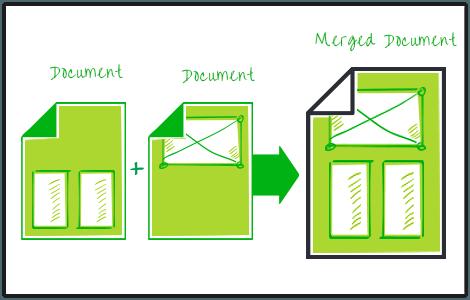 RichTextEditor - merging documents