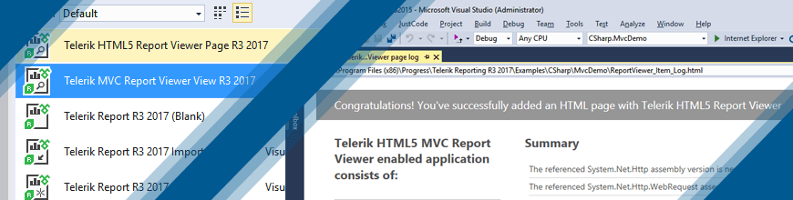 How to Seamlessly Integrate Telerik Reporting into Your App