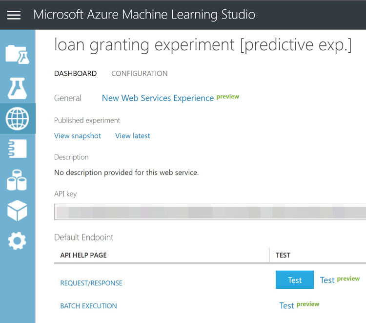 Consuming Azure Machine Learning in ASP NET Core - Telerik Blogs