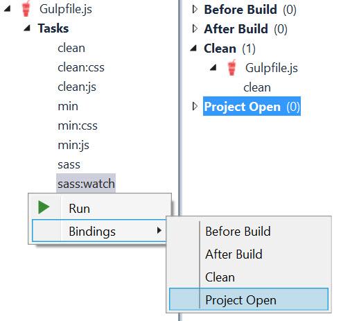 bind-project-open