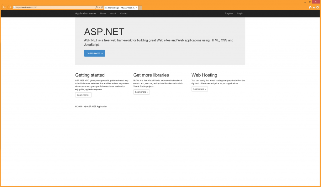 Go Responsive with ASP NET MVC - Telerik Blogs