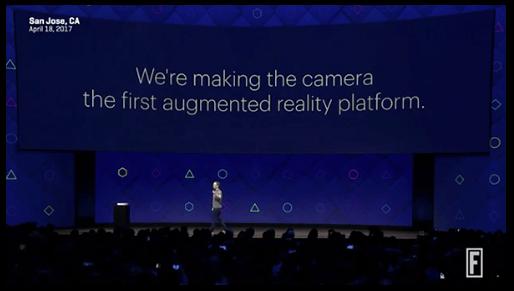camera into a platform