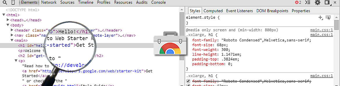 f8f854ad0 chrome devtools find header