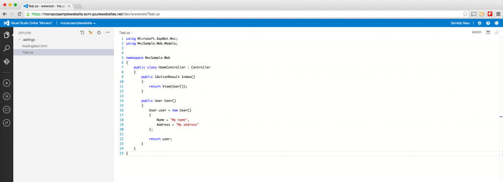 C#InBrowser