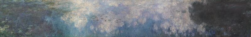 Claude Monet, The Water Lilies, Musée de l'Orangerie