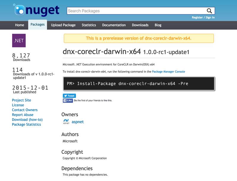 DarwinNuget