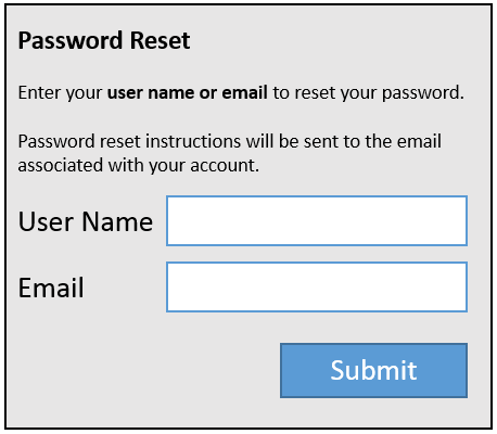 email-username-form