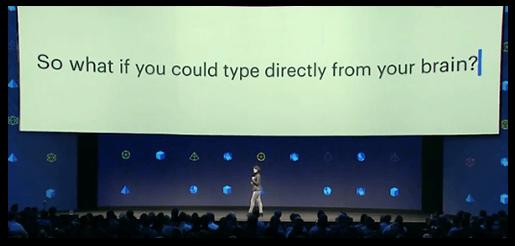 facebook direct brain interface