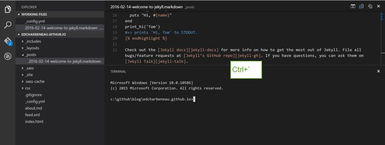 Become a CLI Artisan on Windows - Telerik Blogs