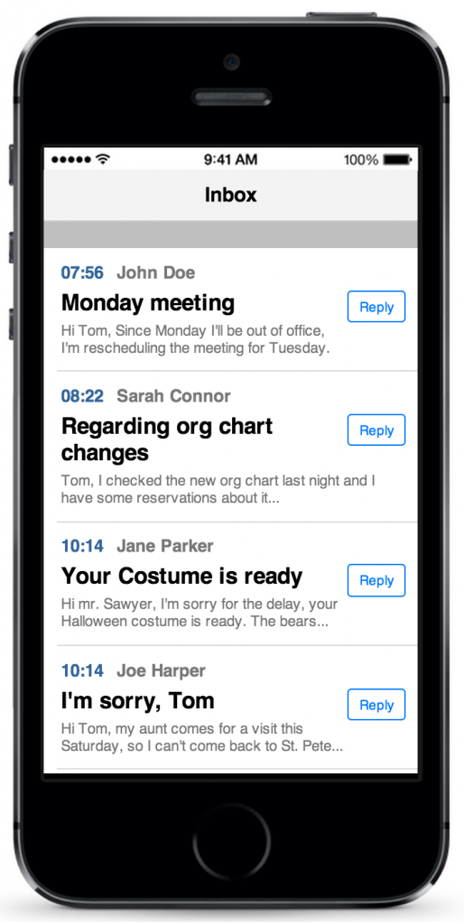 Kendo UI Mobile ActionSheet Demo
