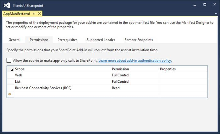 Building SharePoint Add-ins with Kendo UI - Telerik Blogs