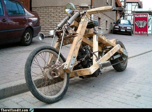 kludge-bike