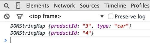 Modifying the dataset