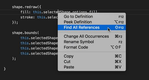 vscode_find_all_ref