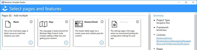 Microsoft Announces Windows Template Studio - Telerik Blogs