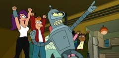 The new Futurama season is great by the way ;)