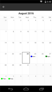calendar-android