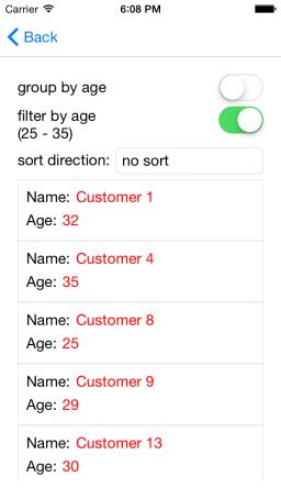 ListView Xamarin Forms Beta