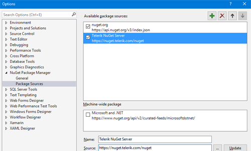 nuget-package-manager-options-address
