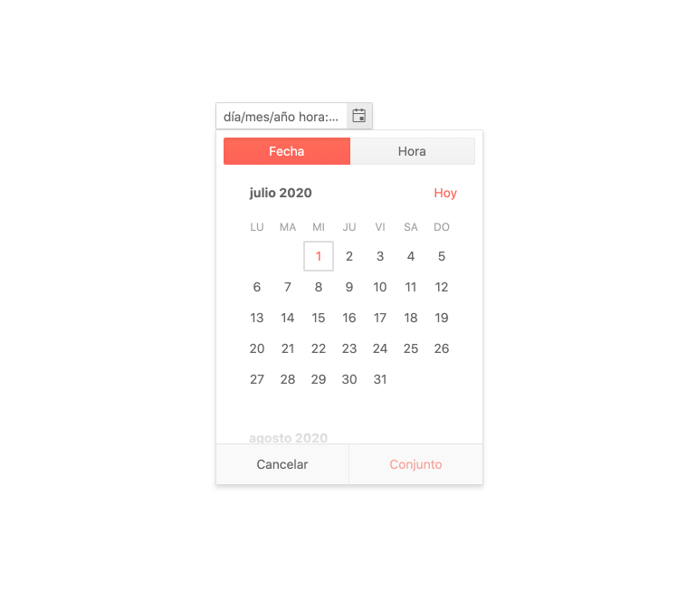 Kendo UI for Angular DateTimePicker - Globalization