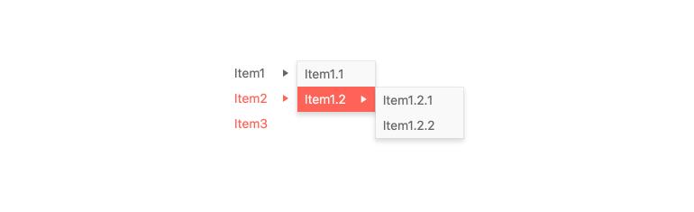Kendo UI for Angular Menu - Vertical Menu