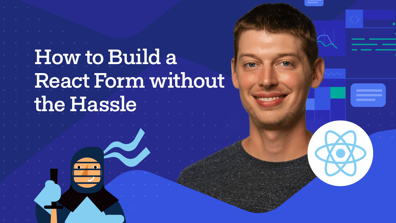 How to Build a React Form without the Hassle KendoReact Library Demo