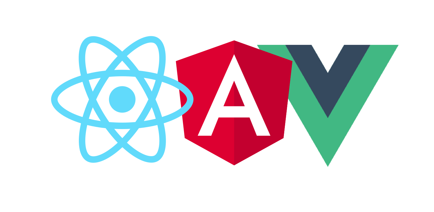 Angular, Vue, React