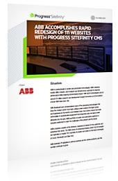 ABB Progress