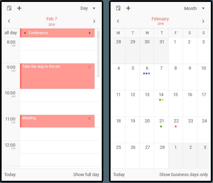 New Adaptive Scheduler Rendering