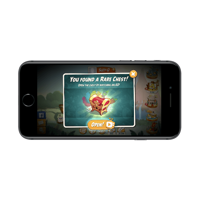 Angry Birds Video Payment