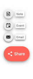 Angular Floating Action Button Dial