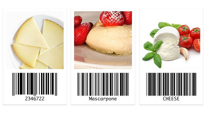 Telerik UI for ASP.NET MVC Barcode