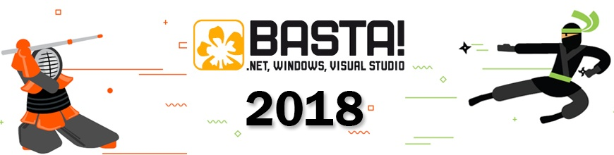 Telerik and KendoUI going to BASTA 2018 Image